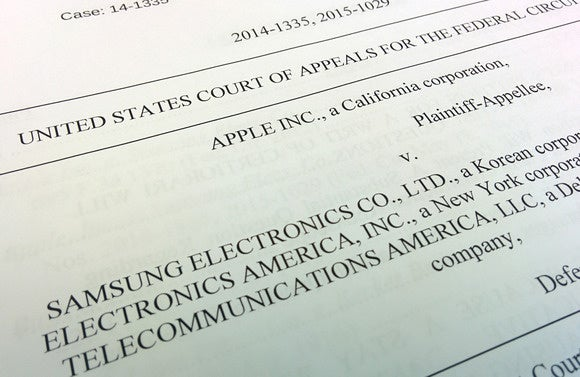 Samsung to appeal Apple patent loss to Supreme Court