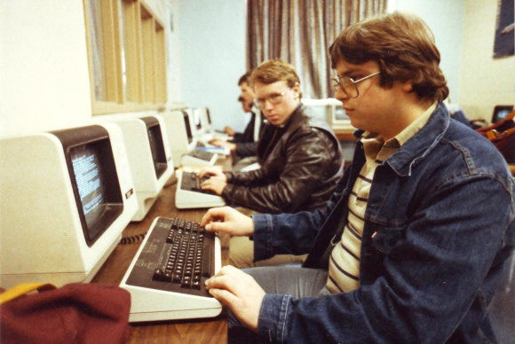 1980s lab 09