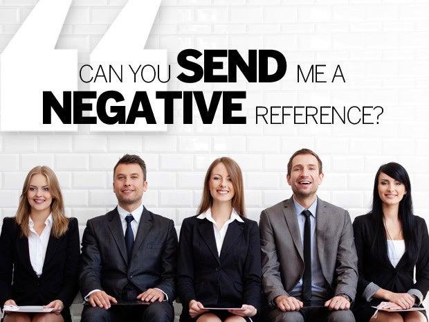 4 negative reference