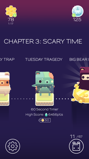 alphabear stages