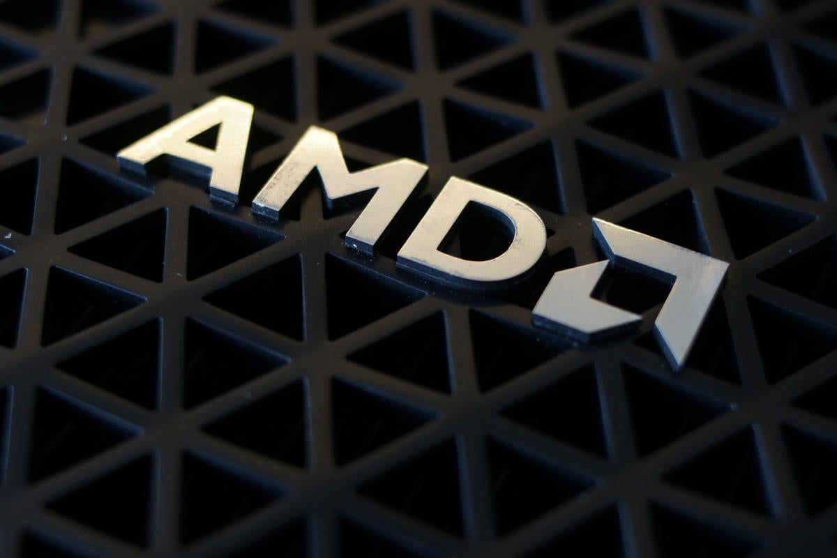 AMD experiences some good fortune for a change