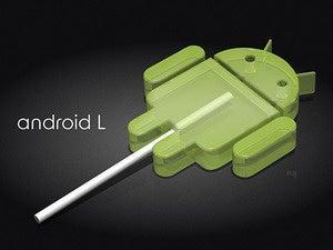 android l lollipop