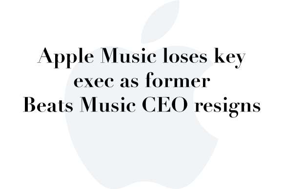 apple music exec