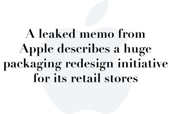 apple packaging