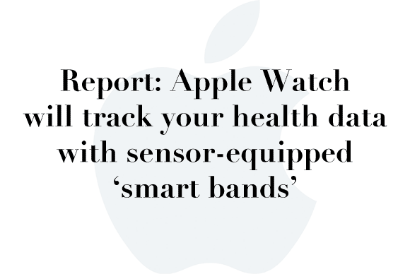 apple watch smart bands