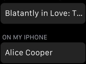 apple watch sync apple music playlists