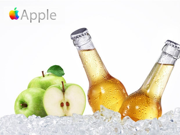 apple beer