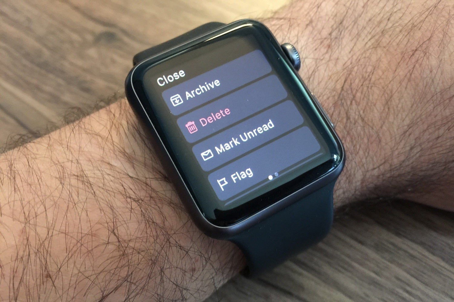 Hands-on with Outlook for Apple Watch: Microsoft's app ...