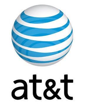 att logo vertical