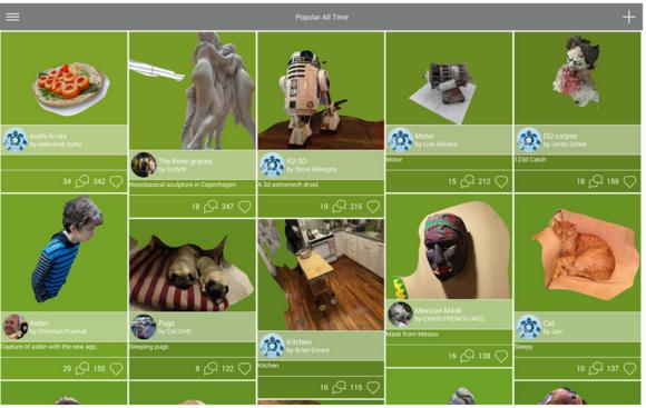 autodesk 123dcapture app