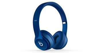 beats solo2 blue