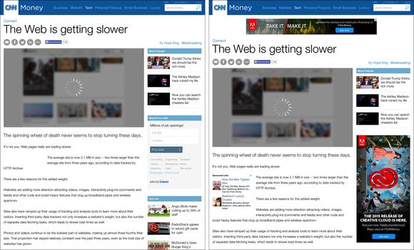 blockers cnn side by side
