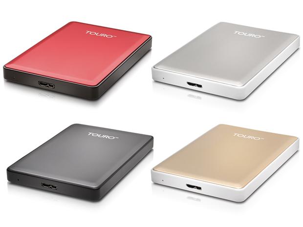 HGST Touro S 1TB portable hard drive