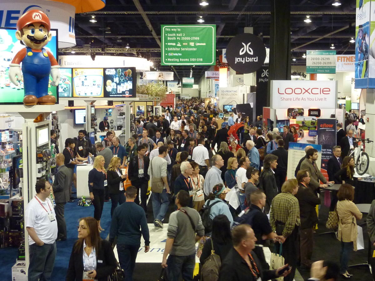 Providing WiFi at trade shows can be big business
