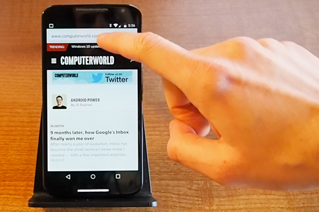 12 time-saving tips for the Chrome Android browser (with