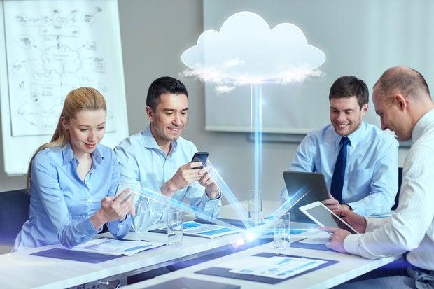 cloud collaboration ts