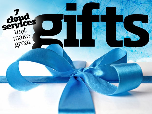 cloud services gift guide intro
