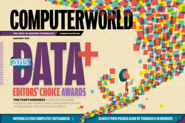 Computerworld, September 2015 [digital edition, cover]