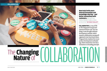Tech Primer: The changing nature of collaboration