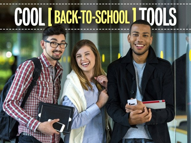 Cool Back-to-School Tools [2015]