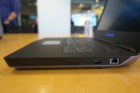 New Alienware laptops pack Thunderbolt 3 and prettier screens, but