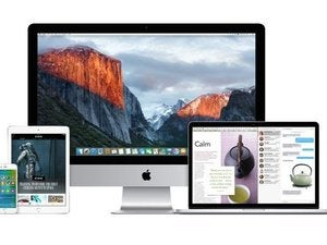 el capitan ios 9 mac iphone ipad