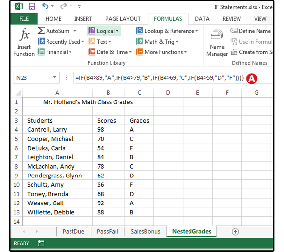excel logical formulas screen4
