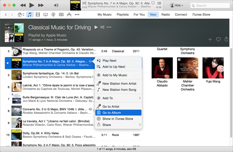 Listening to classical music on Apple Music | Macworld