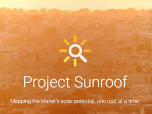Google's Project Sunroof wants to put solar panels on your house