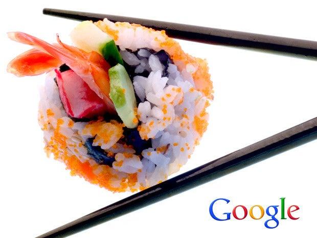 google sushi