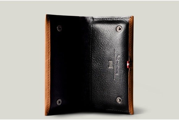 hardgraft foldwallet iphone