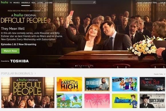 Hulu Says It Won T Release Its New Original Shows In Binge Watch