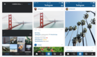 Instagram steps out of the box, allows posts in landscape and portrait orientation