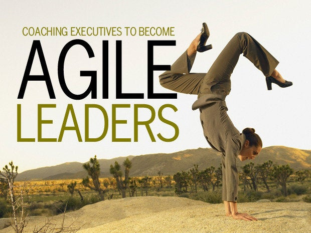 Coaching executives to become agile leaders