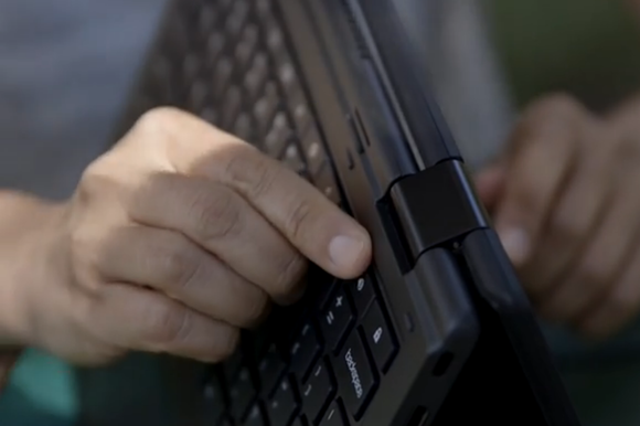 lenovo thinkpad yoga 11e chromebook hinge