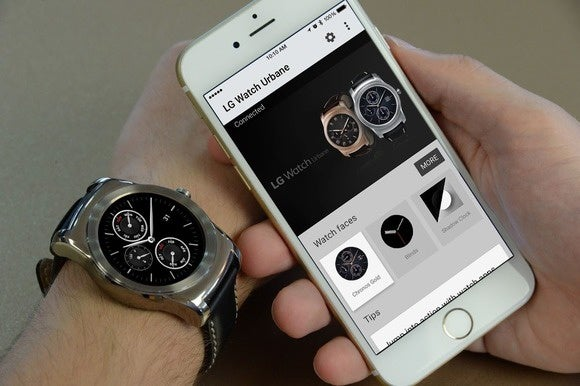 lg watch urbane ios