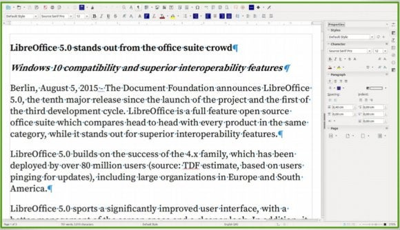 Libreoffice Aims New Free Office Suite At Huge Installed Base Of