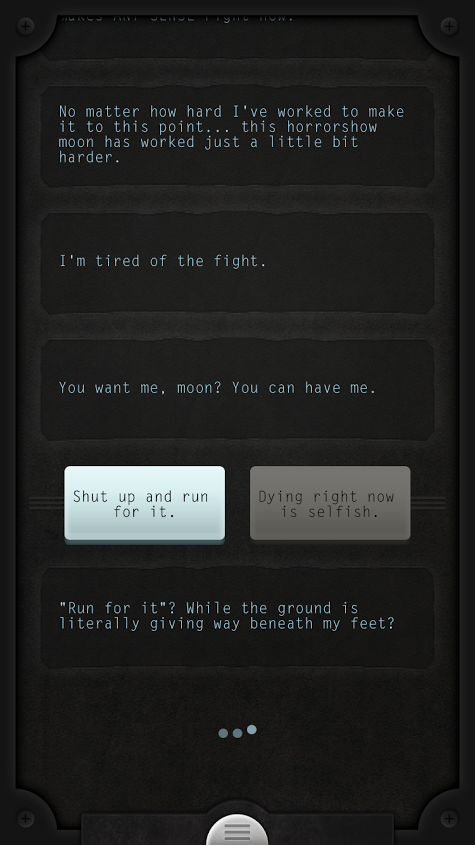 Thrilling choose-your-own-adventure game Lifeline leaves an