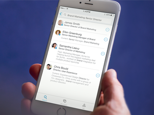 LinkedIn's new Lookup app connects you to your coworkers