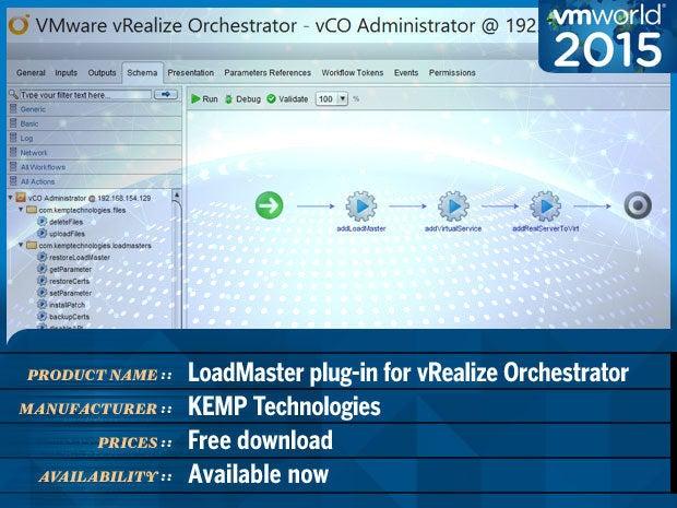 loadmaster vmware 2015