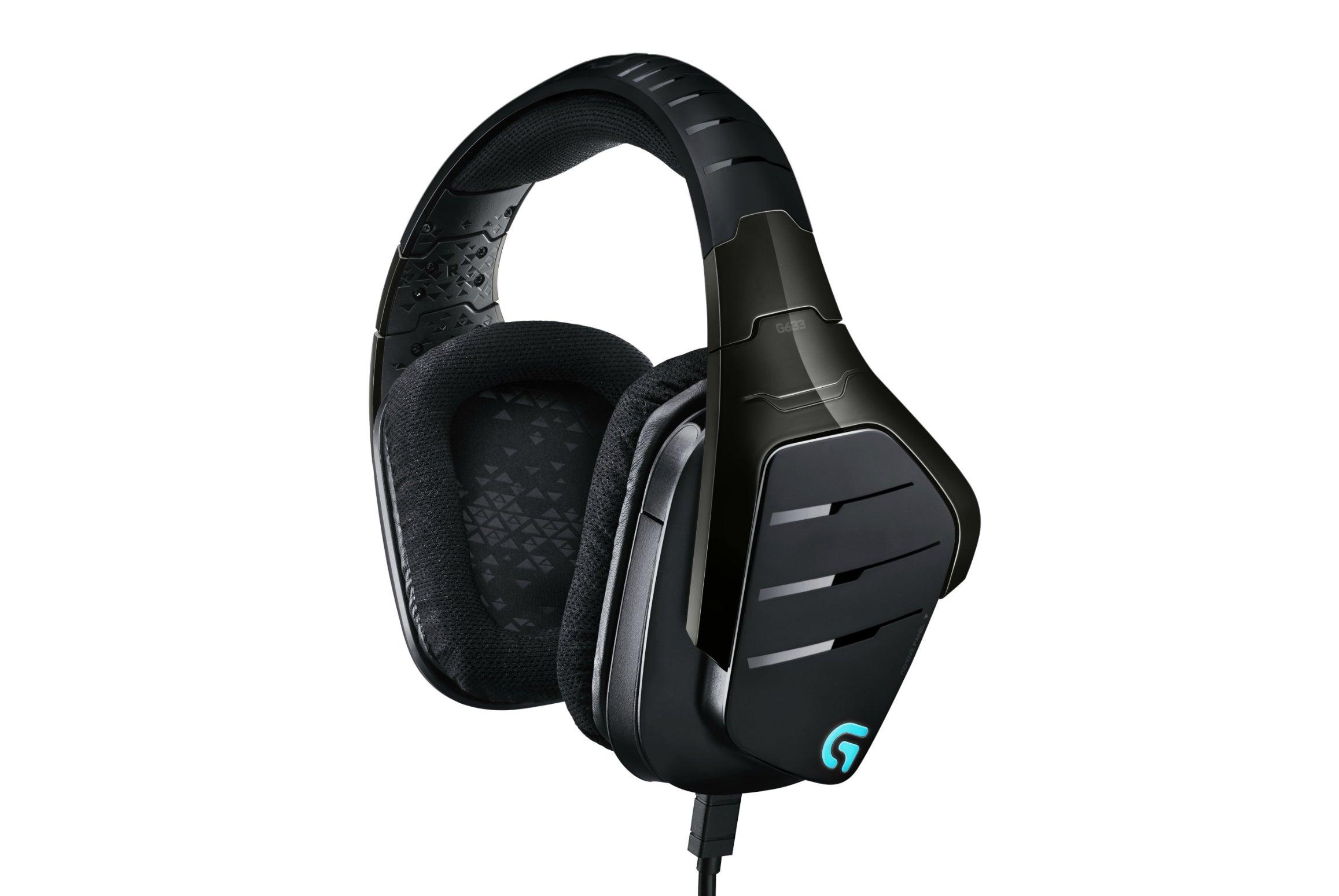 Logitech\'s gaming headsets rock 16.8m color LEDs, surround sound ...