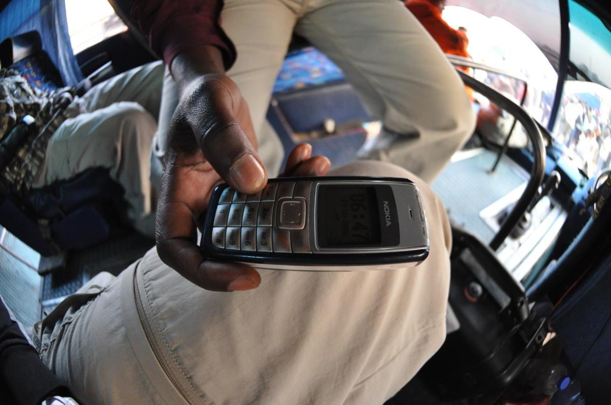 mobile phone zambia