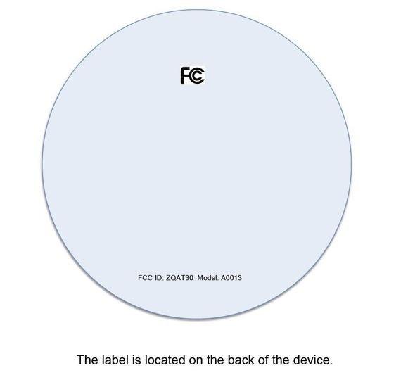 nest fcc label