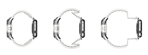 nico gerard pinnacle apple watch clasp