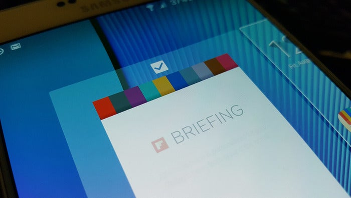 note 5 briefing