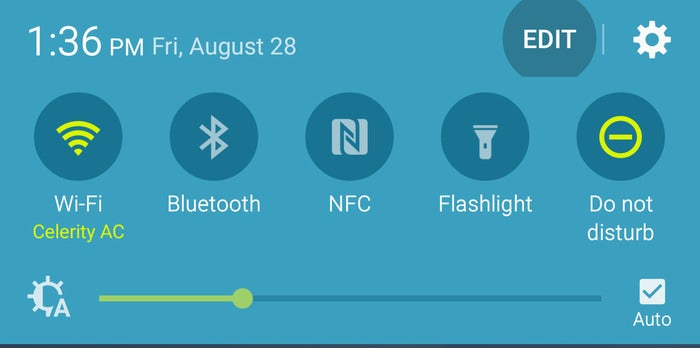 note 5 toggles