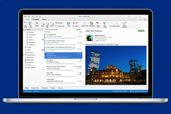 20 time-saving tips for Office 2016 for Mac | Macworld