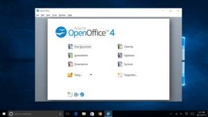 openoffice on windows 10