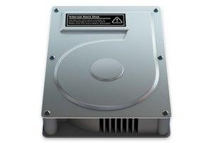 osx hard drive icon