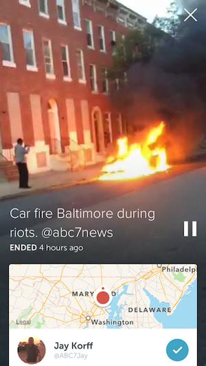 periscope fire